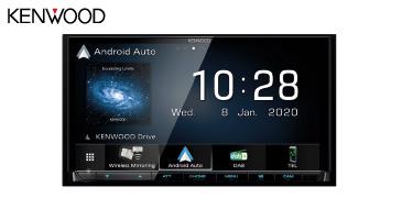 Kenwood DMX8020DABS: 2-DIN Multimediasystem / Moniceiver