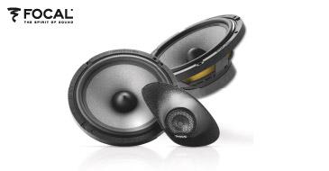 Focal Lautsprecher für Peugeot IFP207